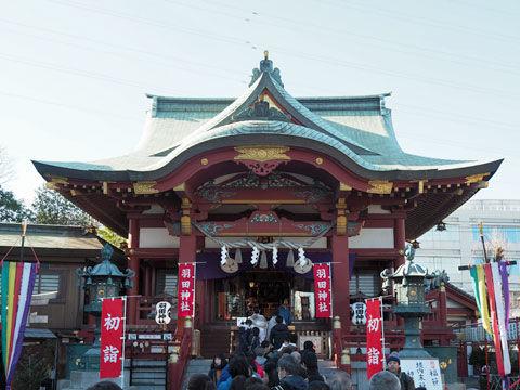 hanedashrine