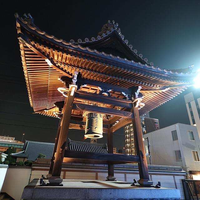 博多旧市街ライトアップウォーク2019千年煌夜_善導寺11