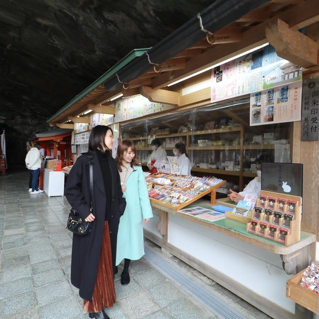 ORC福岡-宮崎便で行く女子旅。鵜戸神宮(うどじんぐう)。
