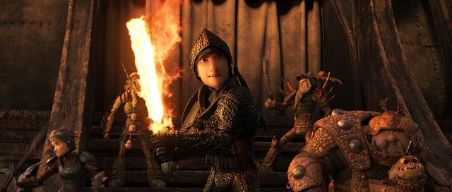 映画「ヒックとドラゴン 聖地への冒険」場面写真4