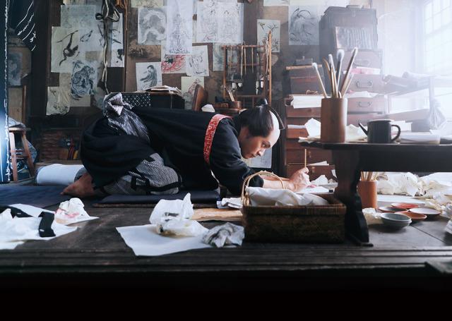 映画「HOKUSAI」フクオカーノ