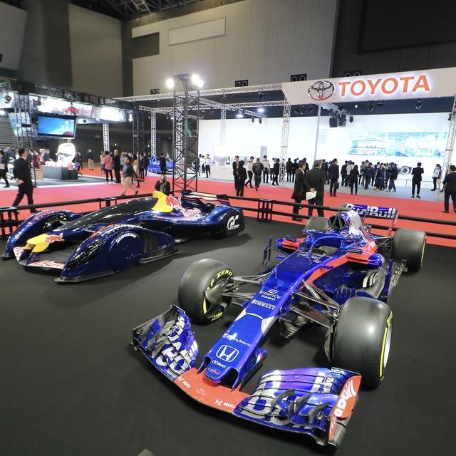 福岡モーターショー2019_Red Bull Racing