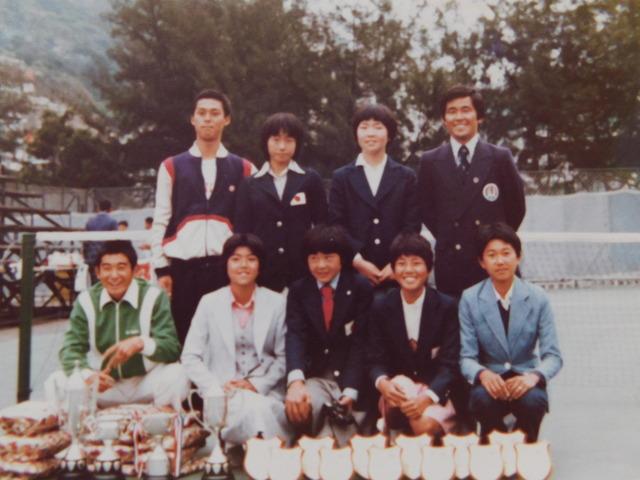 田島幹夫さんの香港遠征
