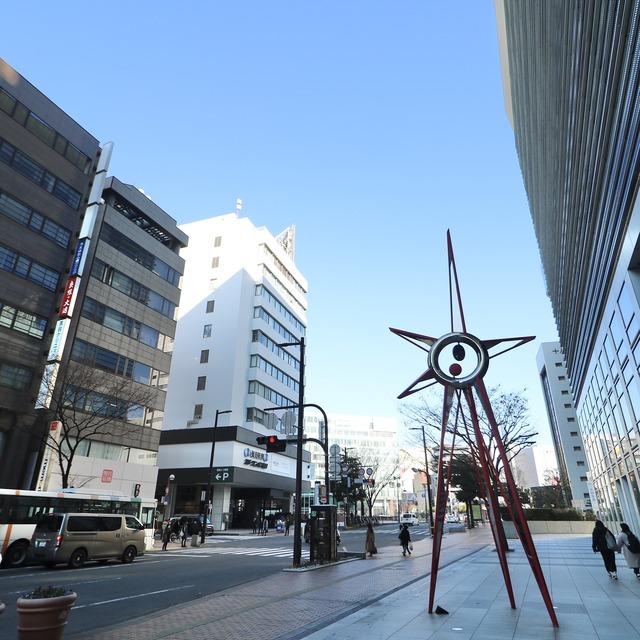 西鉄イン福岡 外観