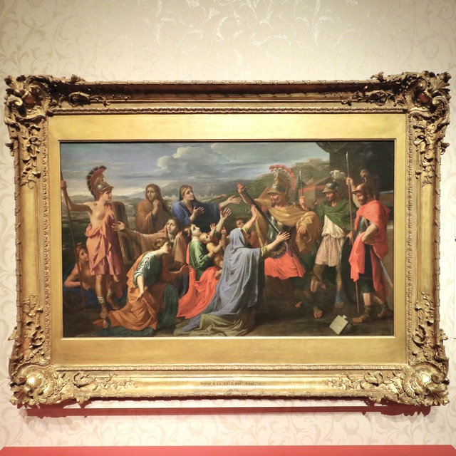 九州国立博物館 特別展「フランス絵画の精華」