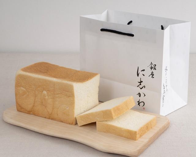 「銀座に志かわ 北九州八幡西店」高級食パン