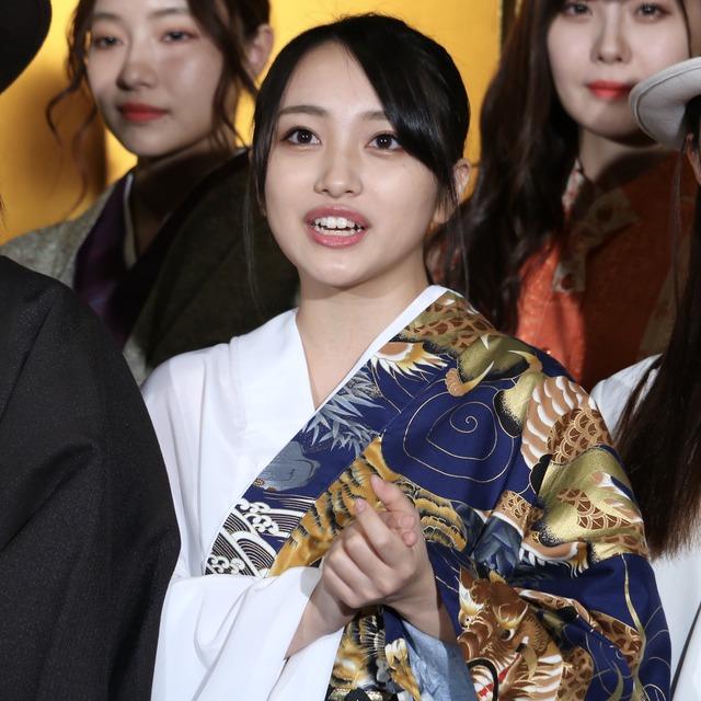 博多座「AKB48グループ特別公演」向井地美音さん