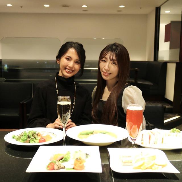 西鉄イン福岡13F「レストラン&バー ブロッソ」レポート
