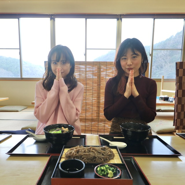 ORC福岡-対馬便で行く女子旅。そば道場 美津島店(みつしまてん)。