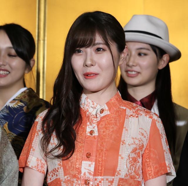 博多座「AKB48グループ特別公演」谷真理佳さん