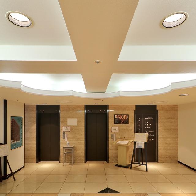 西鉄イン福岡 エレベーターホール