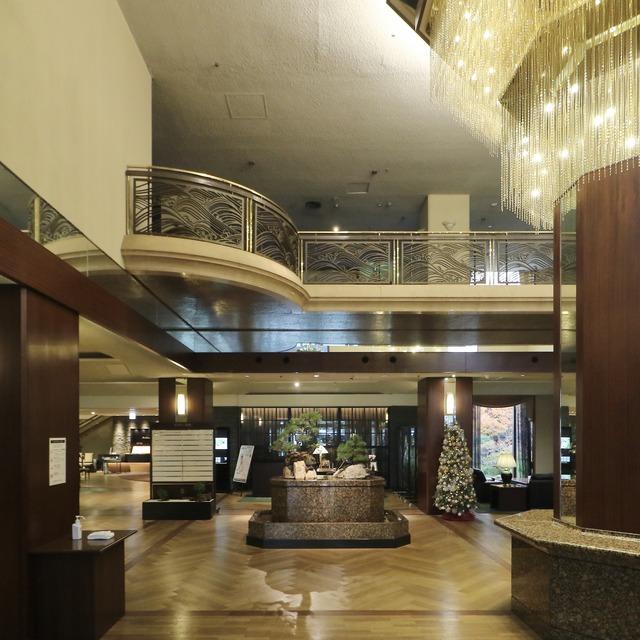 西鉄グランドホテル ロビー