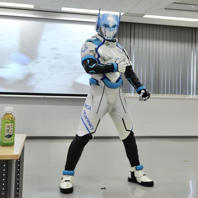 薬剤戦師オーガマン(株式会社大賀薬局)