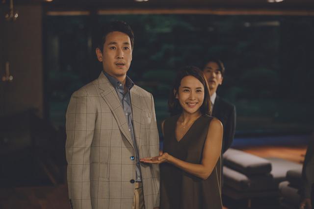 映画『パラサイト 半地下の家族』sub5