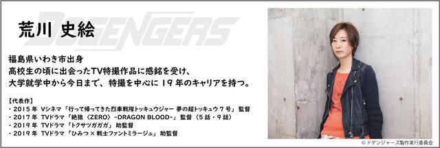 KBC「DOGENGERS(ドゲンジャーズ) 」