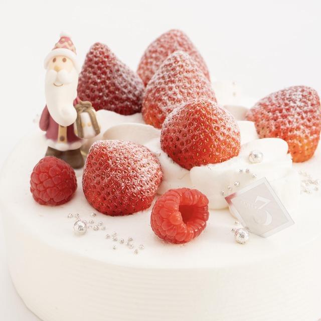 ANAクラウンプラザホテル福岡_クリスマスケーキ02