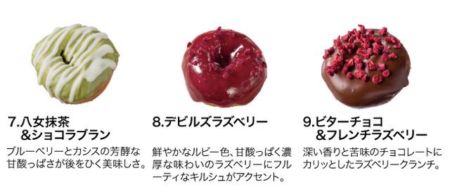 大牟田市「ROOTH2-3-3」のミニドーナツ「ROOTH 9ボックス」