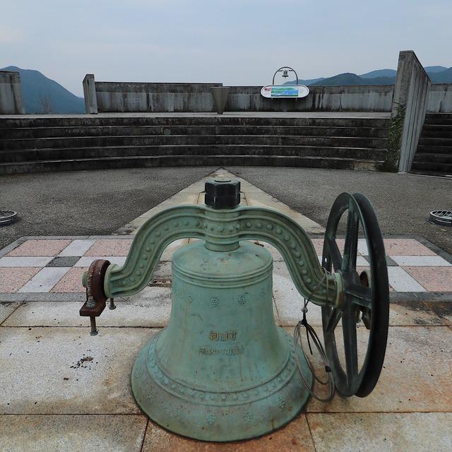 天草の崎津集落「教会の見えるチャペルの鐘展望公園」