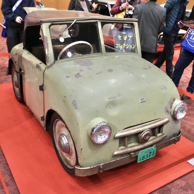福岡モーターショー2019_オートサンダル FS型 プロトタイプ