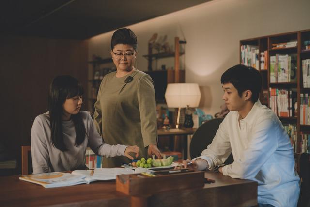 映画『パラサイト 半地下の家族』sub7