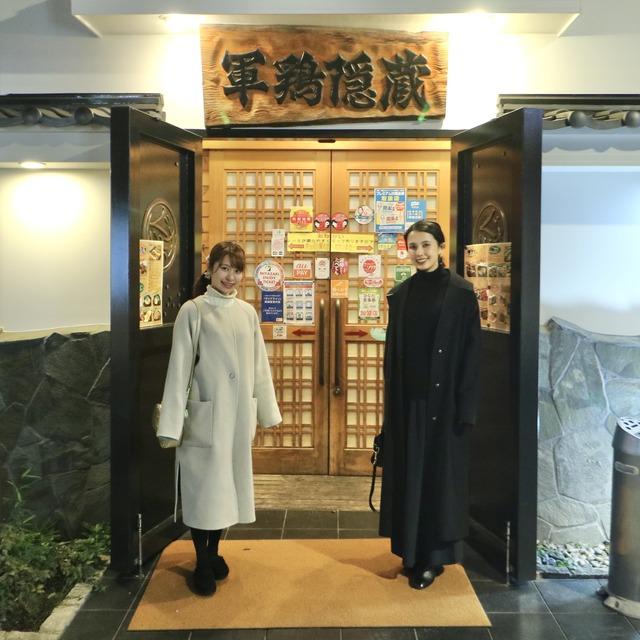 ORC福岡-宮崎便で行く女子旅。ぐんけい本店隠蔵。