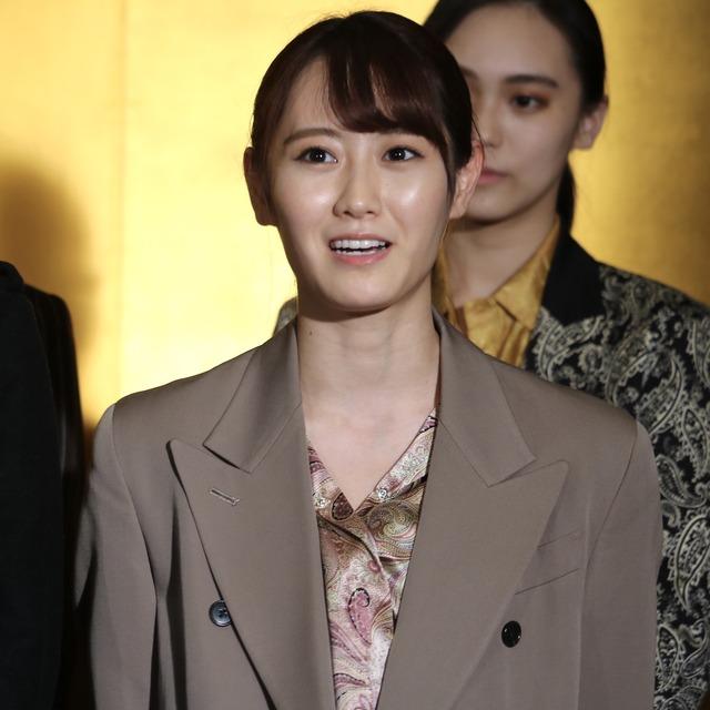 博多座「AKB48グループ特別公演」西潟茉莉奈さん