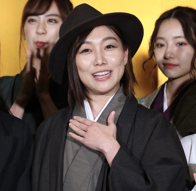博多座「AKB48グループ特別公演」須田亜香里さん