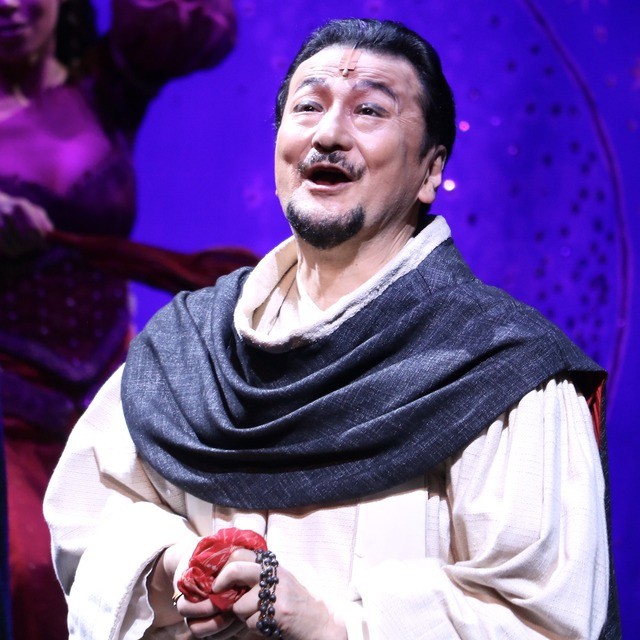 劇団四季ミュージカル『ノートルダムの鐘』キャナルシティ劇場