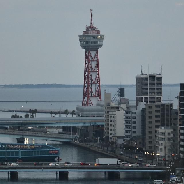 西鉄イン福岡13F「レストラン&バー ブロッソ」博多ポートタワー