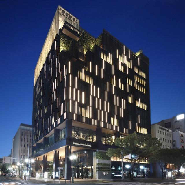 都ホテル博多「シャーベットカラーのアフタヌーンティー」