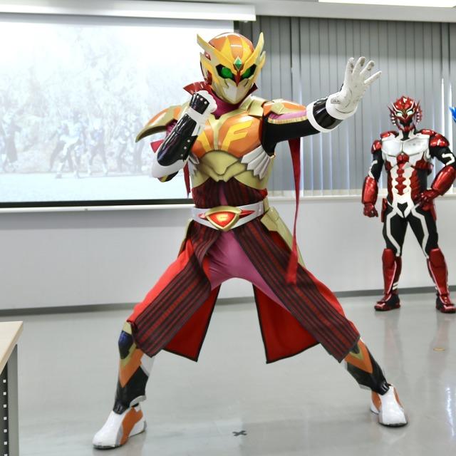 吹王火剣フクオカリバー(FukuokaliburProject)