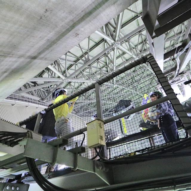 福岡PayPayドームツアー「アドベンチャーコース」