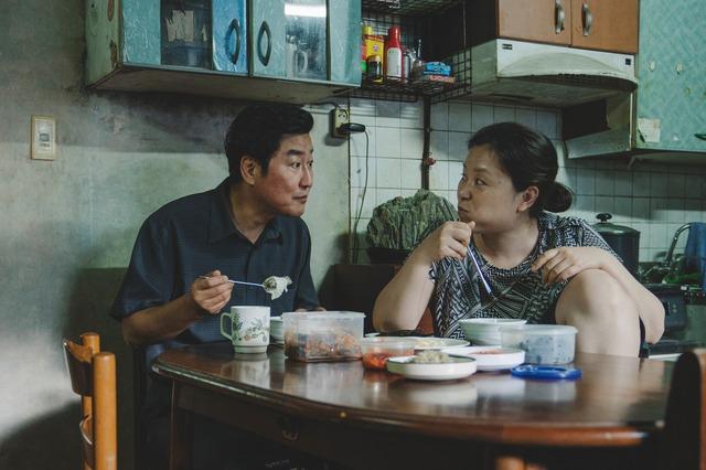 映画『パラサイト 半地下の家族』sub8