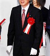 ネクタイの巻き方 ネクタイの結び方 ネクタイの締め方 小泉純一郎