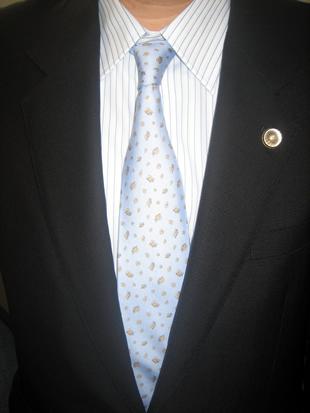 ネクタイの巻き方 ネクタイの結び方 ネクタイの締め方 弁護士 2