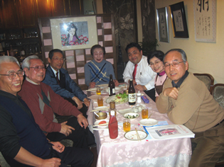 尼崎で一番活気のある喫茶店『はなみずき』での起業家との出会い