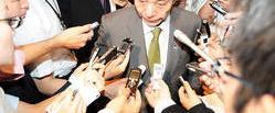 古賀誠 ネクタイ 古賀誠 辞任 古賀選挙対策委員長