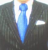 ある方のネクタイ