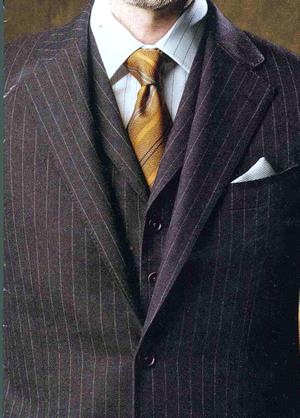 ネクタイ 締め方 結び方 巻き方 縛り方 黄色のネクタイ