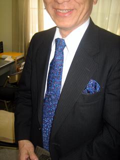 ネクタイ 締め方 結び方 巻き方 縛り方 ワンタッチネクタイ 小西先生