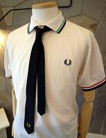 ポロシャツ ネクタイ