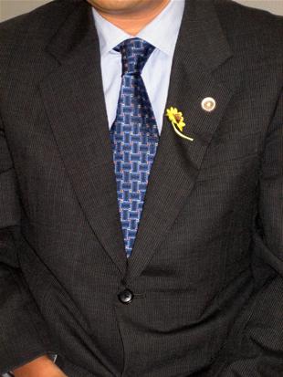 ネクタイの締め方 ネクタイの巻き方 ネクタイの結び方 弁護士