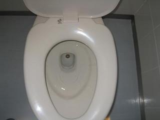 トイレに五円玉