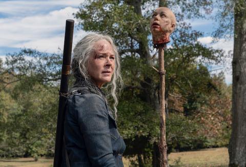 the-walking-dead-season-10-episode-14-melissa-mcbride-alpha-head