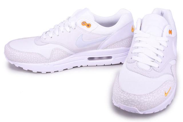 0d9309cffdb Nike Air Max 1 Premium White White-Kumquat 16SP 16200円 楽天商品一覧リンク