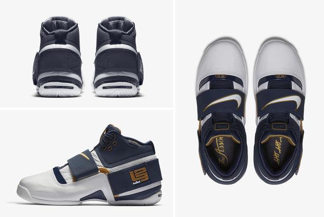 """5/31発売 Nike Zoom LeBron Soldier 1 """"25"""