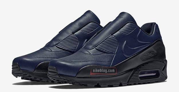 Nike-Air-Max-90-Sacai-Navy-Black-1