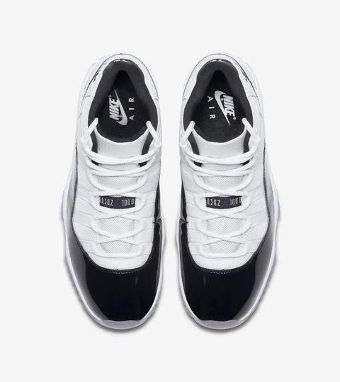 footlocker concord 11 raffle Sale