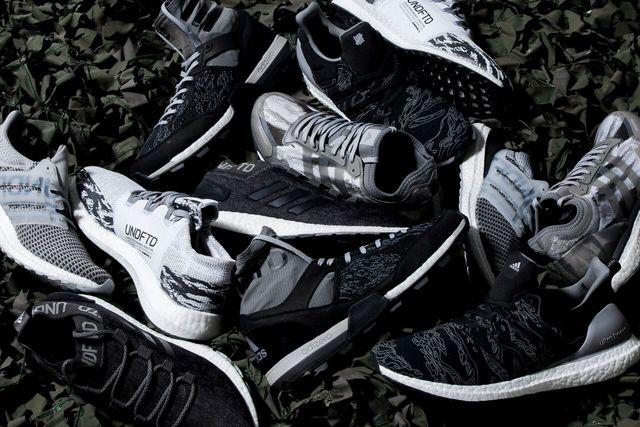 119 オンライン9 10時発売 adidas by UNDFTD FW '18