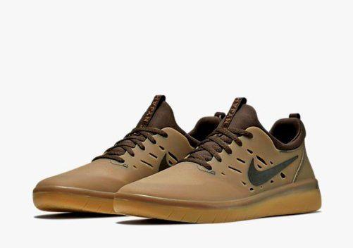 Kleidung & Accessoires Turnschuhe & Sneaker AA4272 992 Nike